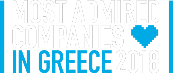 MOST ADMIRED COMPANIES IN GREECE 2018