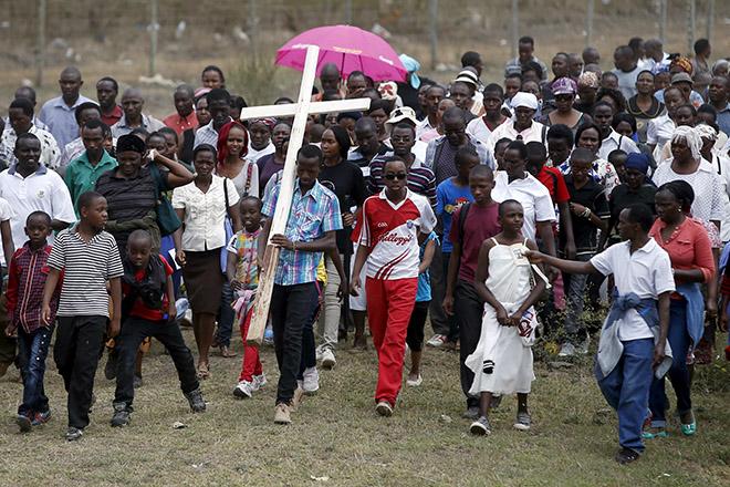 Συγκλονίζουν οι λεπτομέρειες από τη σφαγή στο πανεπιστήμιο Γκαρίσα