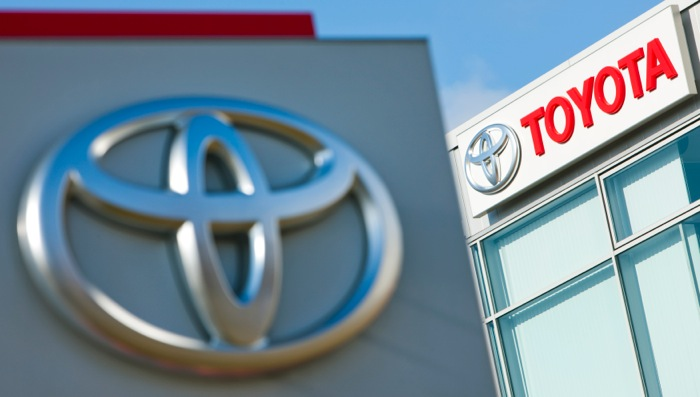 H Toyota αναστέλλει την παραγωγή οχημάτων στην Ινδία