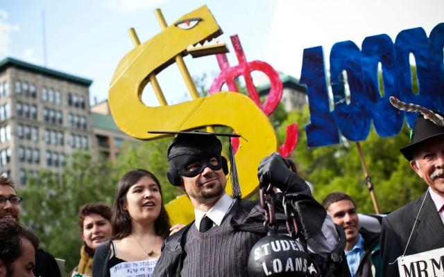 ΗΠΑ: Ραγδαία αύξηση στα ληξιπρόθεσμα φοιτητικά δάνεια