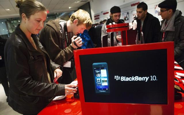 Η επιστροφή των πιστών του BlackBerry