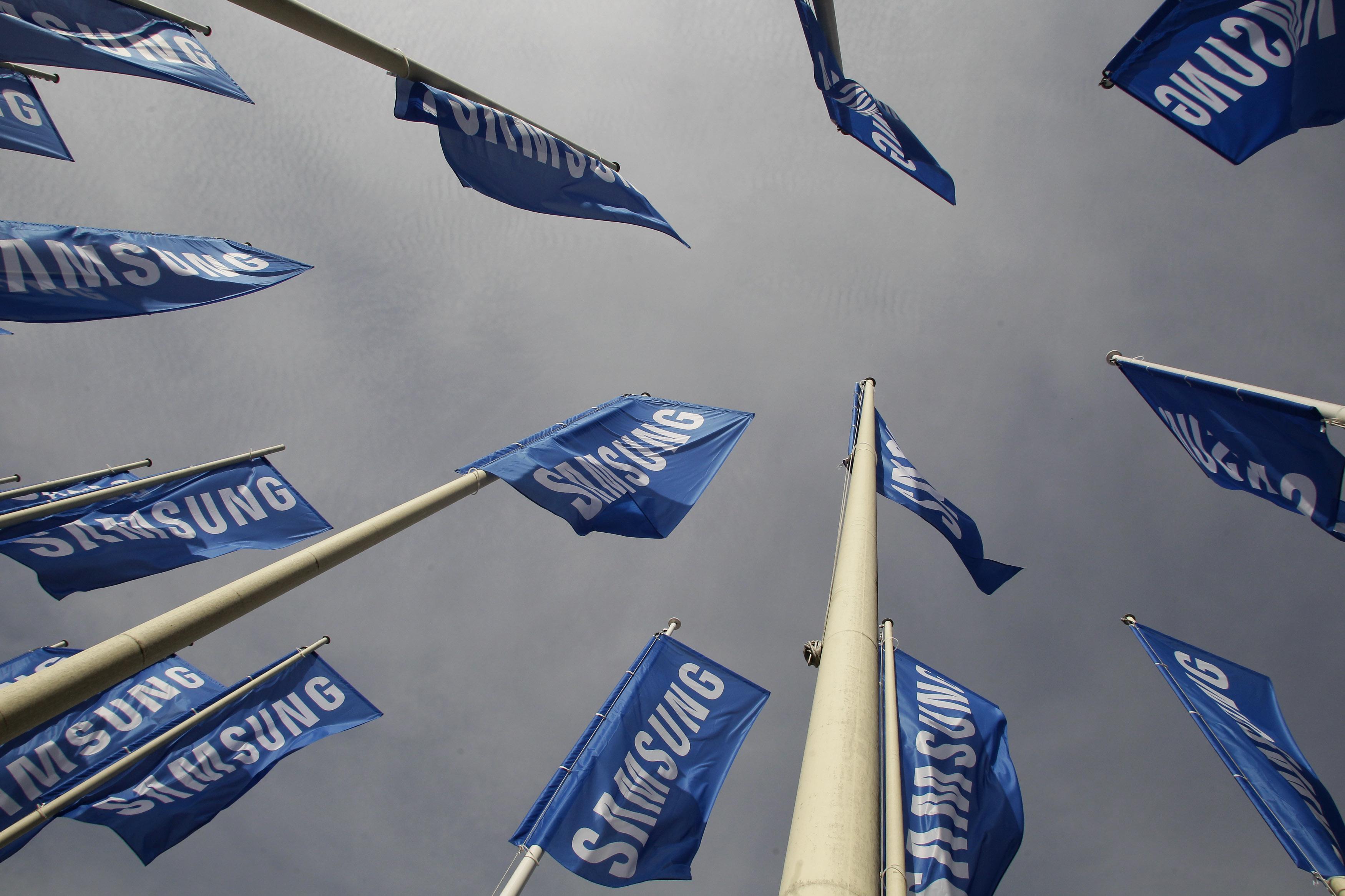Γαλαξίας κερδών για την Samsung