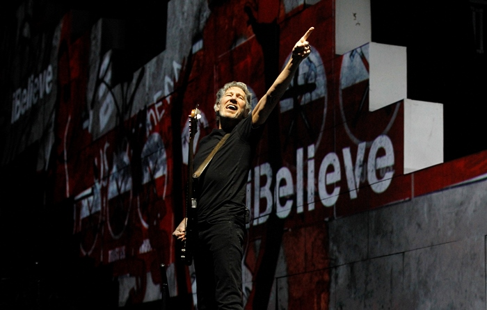 «The Wall» Live in Athens
