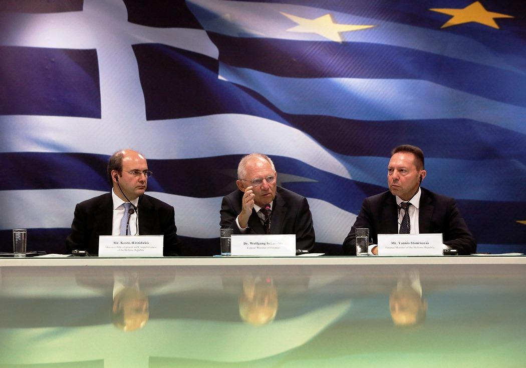 Βάση τα 450 εκατ. ευρώ για το Μνημόνιο ανάπτυξης