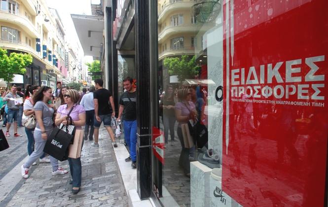 «Η Κυριακή των ανοιχτών καταστημάτων δεν άλλαξε το εμπορικό τοπίο»