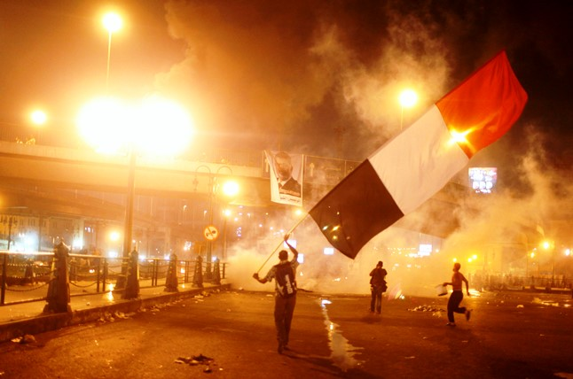Νέες Αιματηρές Ταραχές στην Αίγυπτο