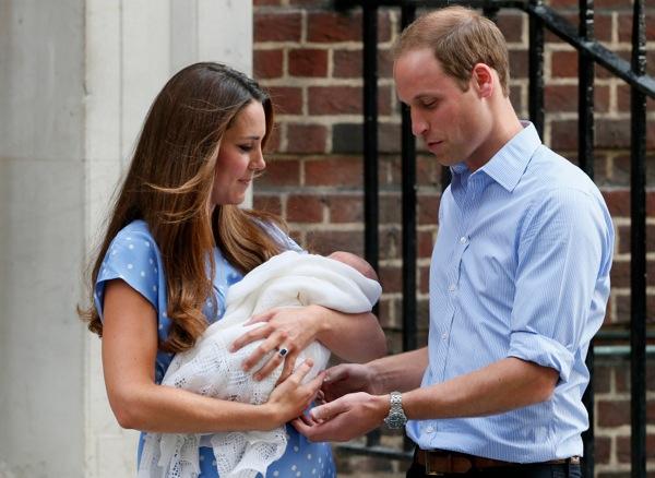 Και το όνομα αυτού: Πρίγκιπας George Alexander Louis