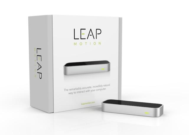 Leap Motion: Μία μικροσκοπική συσκευή, μια τεράστια ιδέα