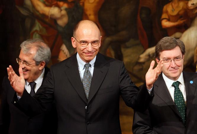 Ιταλία: Ψήφο εμπιστοσύνης πήρε η κυβέρνηση Λέτα