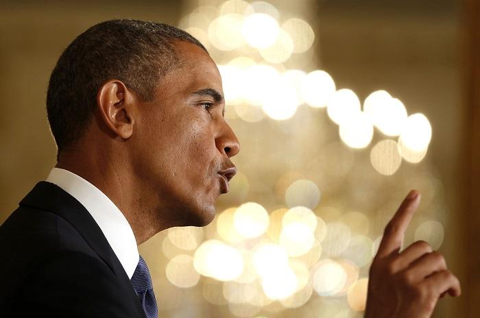 Ο Ομπάμα στη μάχη του προϋπολογισμού των ΗΠΑ