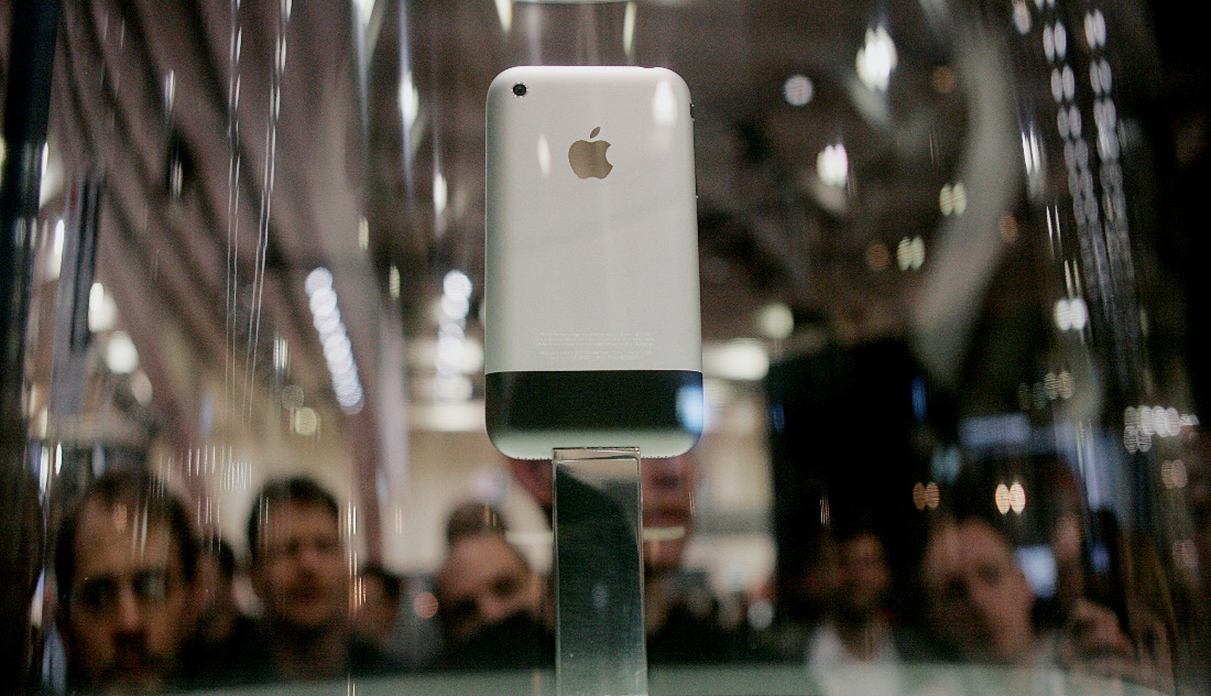 H Apple έσωσε την παρτίδα