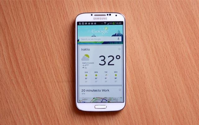 Samsung Galaxy S4: Το Review