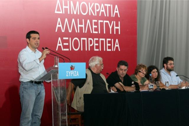 Έντονη κριτική στον πρωθυπουργό από τον ΣΥΡΙΖΑ
