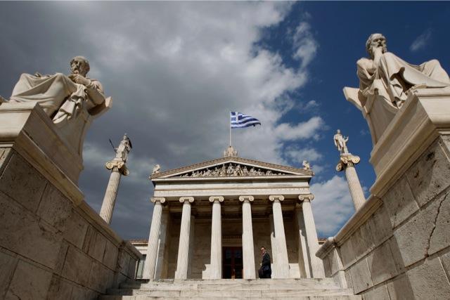 Τα υπαίθρια γλυπτά της Αθήνας «συναντώνται» στο ίντερνετ