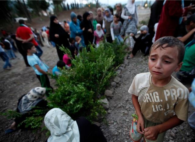 Συρία: Πάνω από 2.000 οι νεκροί από την έναρξη του Ραμαζανιού