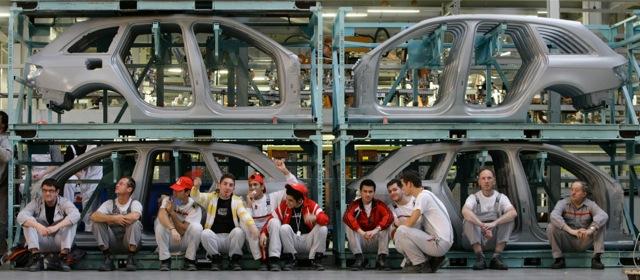 Φρένο στις πωλήσεις αυτοκινήτων στην Ευρώπη