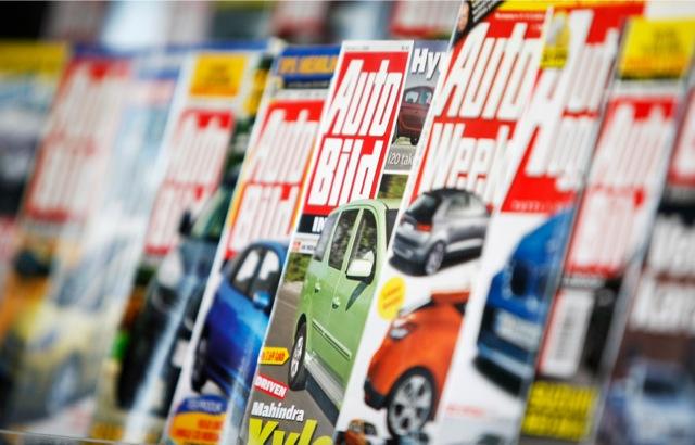 Axel Springer: πώληση εφημερίδων και περιοδικών