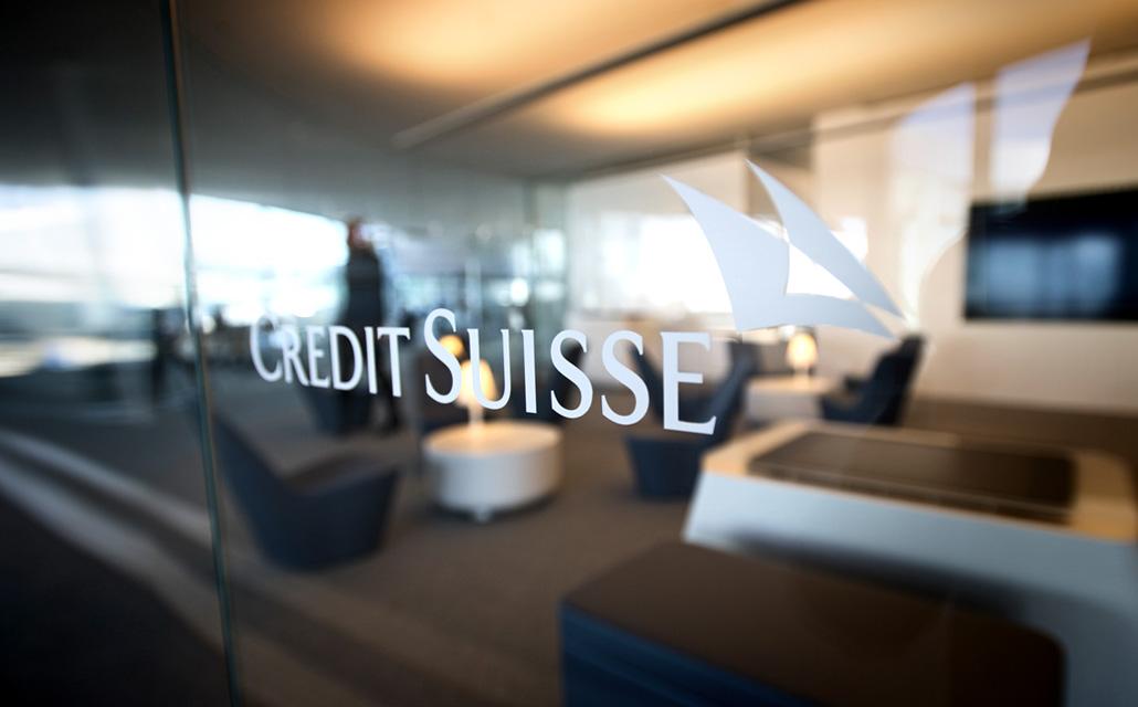 Υπερδιπλασίασε τα κέρδη της η Credit Suisse