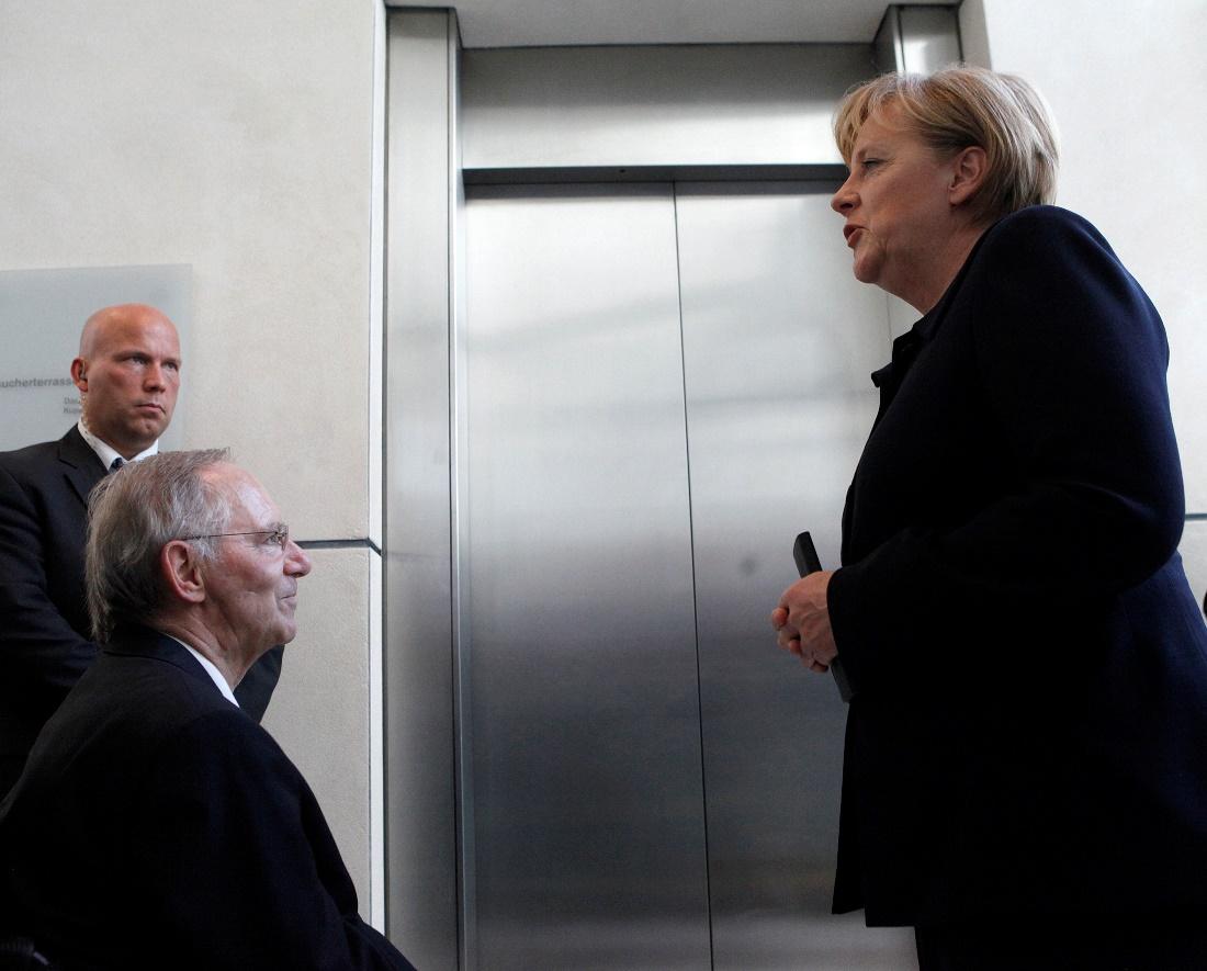 Γερμανία: «Όχι χρήματα χωρίς την υλοποίηση και του τελευταίου όρου»