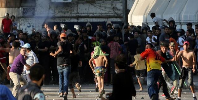 Aιματηρές συγκρούσεις σήμερα στην Αίγυπτο