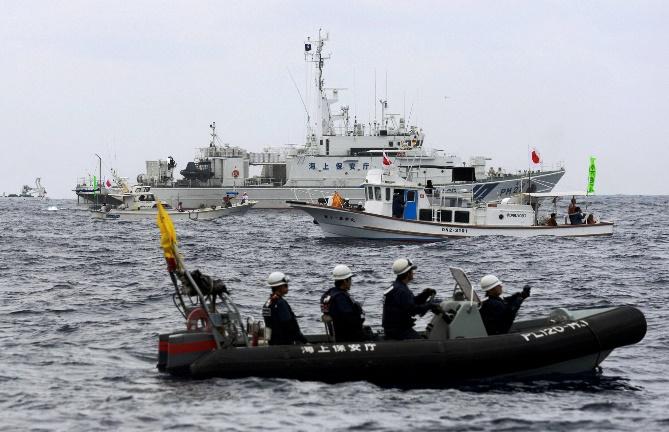 Στο «κόκκινο» οι σχέσεις Κίνας-Ιαπωνίας