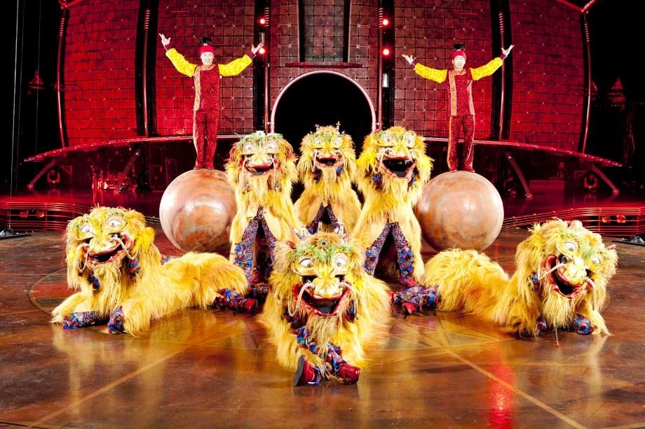 Cirque du Soleil: To τσίρκο που κατέκτησε όλο τον κόσμο