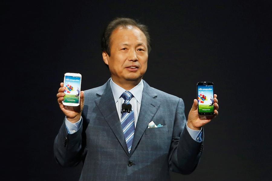 Αύξηση–μαμούθ για τα κέρδη της Samsung