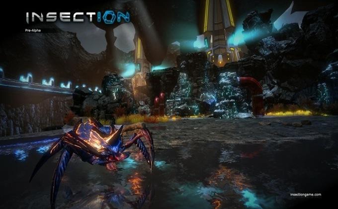 Insection: Το ελληνικό videogame στο Kickstarter