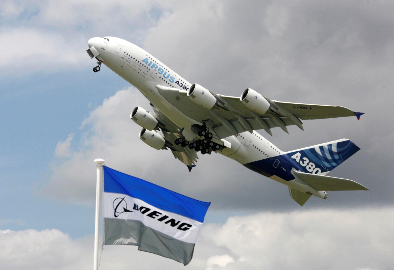 Boeing vs Airbus: Αερομαχία δισεκατομμυρίων