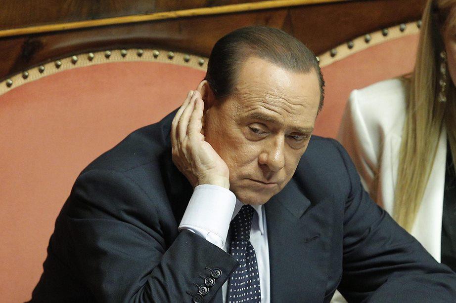 Σ. Μπερλουσκόνι: «Αν καταδικαστώ προτιμώ να μπω φυλακή»