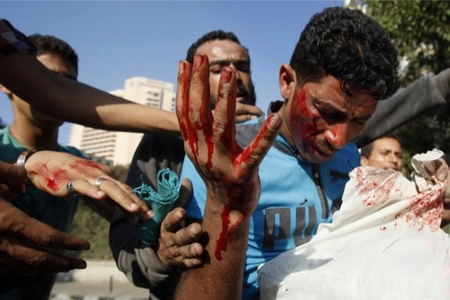Η Ουάσινγκτον καταδίκασε την αιματοχυσία στην Αίγυπτο