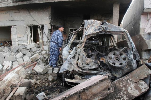 Ιράκ: 86 νεκροί από μπαράζ επιθέσεων