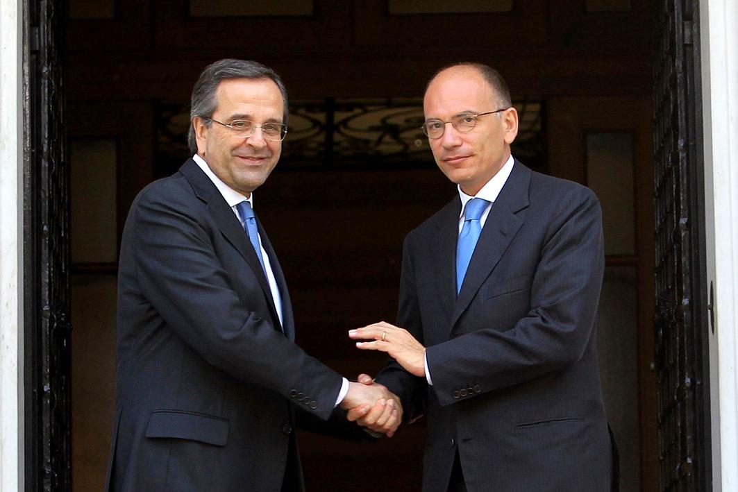 E. Λέτα: «Στο πλευρό της Ελλάδας η Ιταλία»