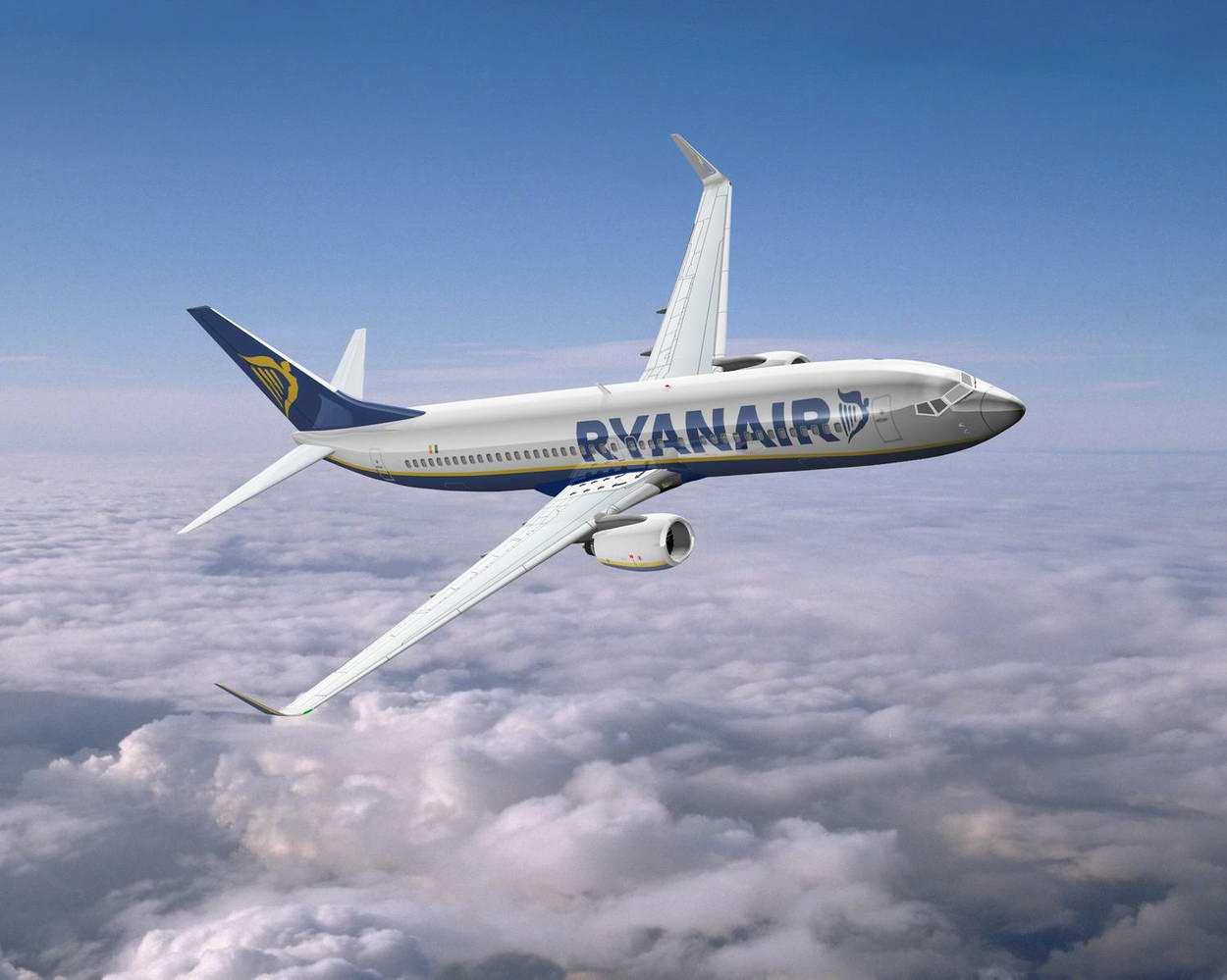 «Χαμηλές» πτήσεις για την Ryanair