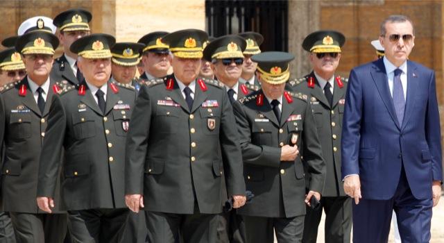 Περιορισμός ανάμιξης του τουρκικού στρατού στην πολιτική