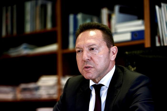 Στουρνάρας: «Ο κίνδυνος για τη χώρα είναι πολιτικός»