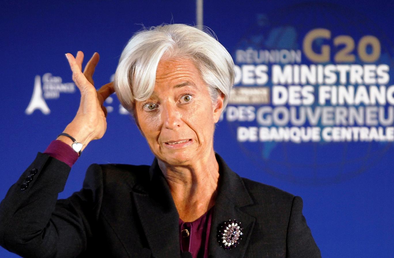 WSJ: Πότε θα ζητήσει συγνώμη το ΔΝΤ από την Ελλάδα;