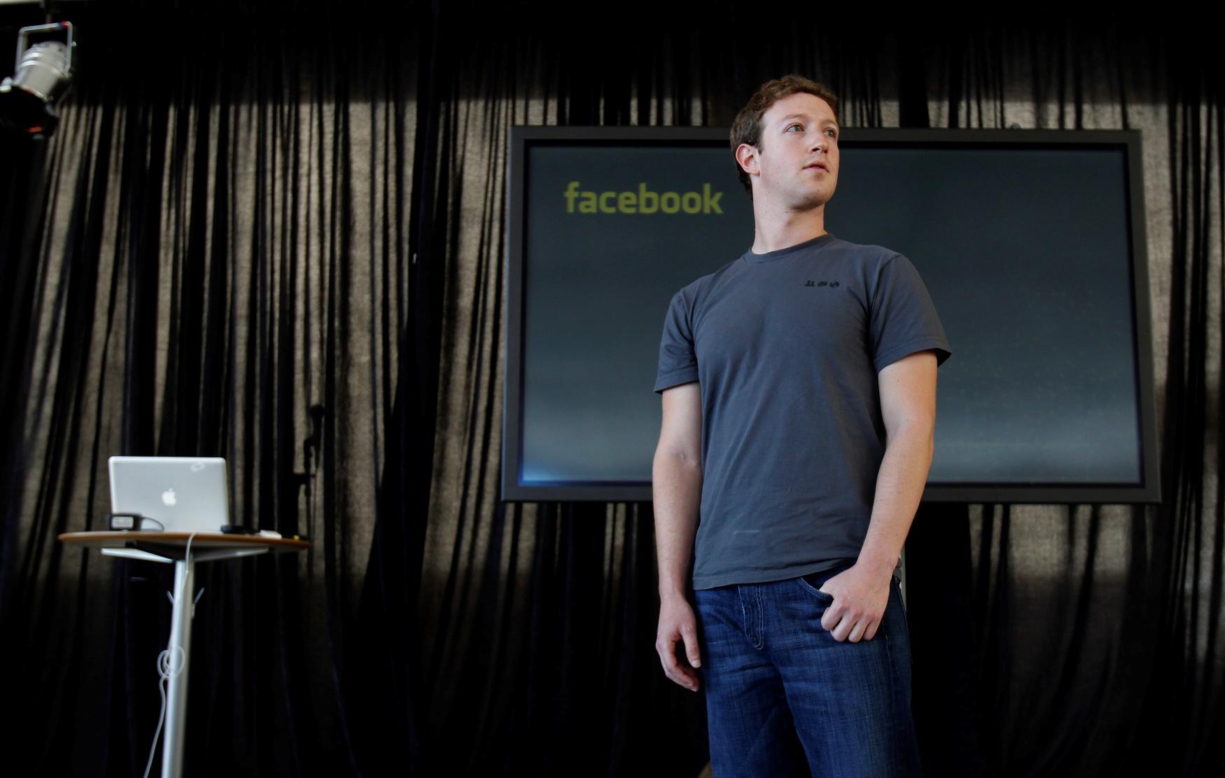Το νέο πρόσωπο του Facebook