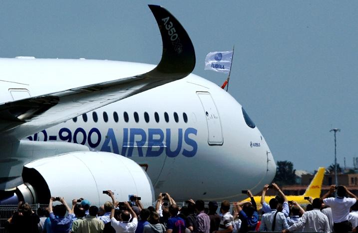 Η EADS μεταμορφώνεται σε «Airbus Group»