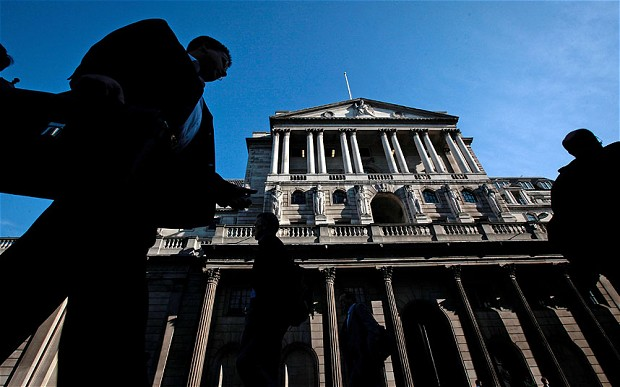 Ο «σκοτεινός» ρόλος της Τράπεζας της Αγγλίας