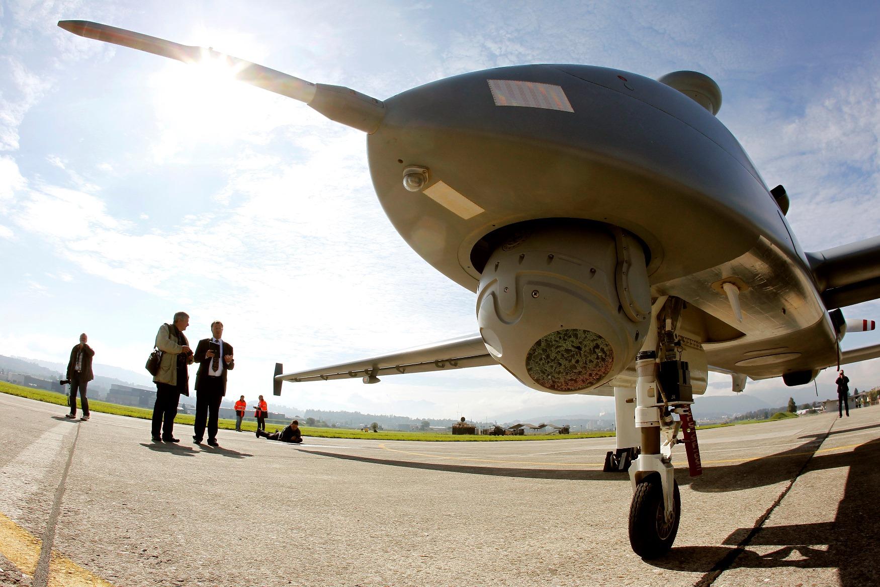 «Αερομαχία» Κίνας-Ισραήλ για τα drones