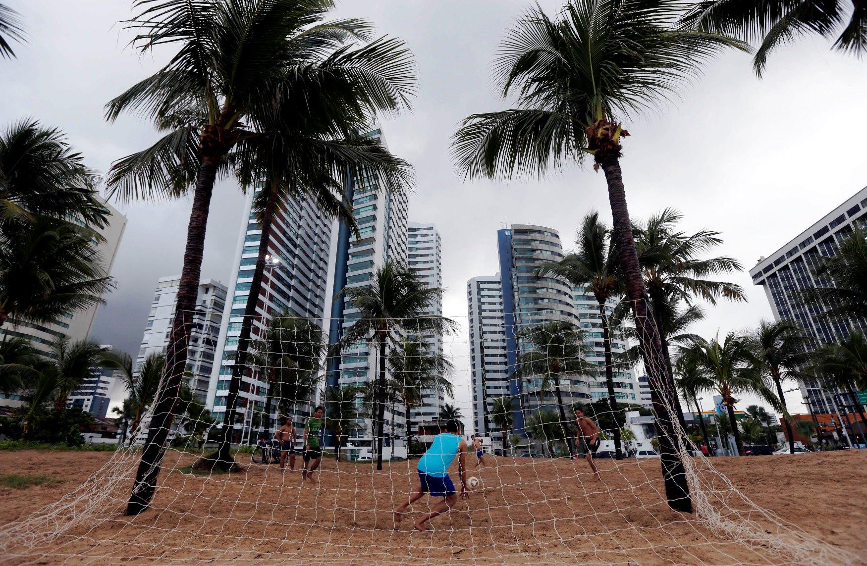 Μπορεί το Παγκόσμιο Κύπελλο να σώσει τον τουρισμό της Βραζιλίας;
