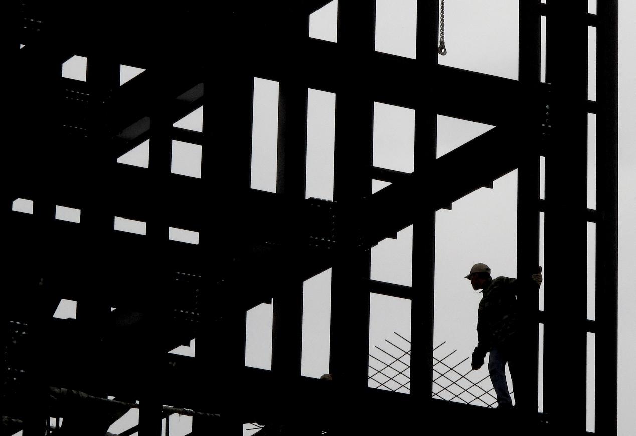 Οι κατασκευαστές μεταναστεύουν λόγω ανεργίας