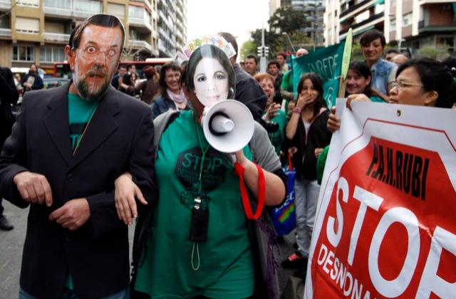 Πέντε ακόμη χρόνια υψηλής ανεργίας στην Ισπανία