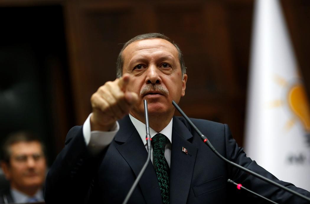 Παίρνει το αίμα του πίσω ο Ερντογάν
