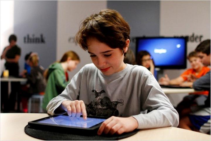 Το iPad μεταμορφώνει την εκπαίδευση στην Ολλανδία