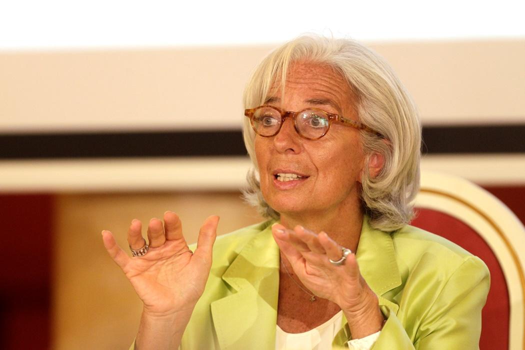 K.Λαγκάρντ: «Η Ευρώπη να τηρήσει τις δεσμεύσεις της για την Ελλάδα»