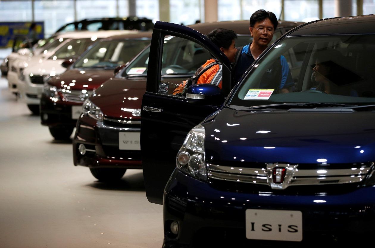 Πτώση για το γεν – «άλμα» για την Toyota