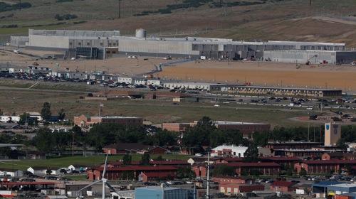 Οι νέες εγκαταστάσεις της NSA στο Bluffdale της Utah.