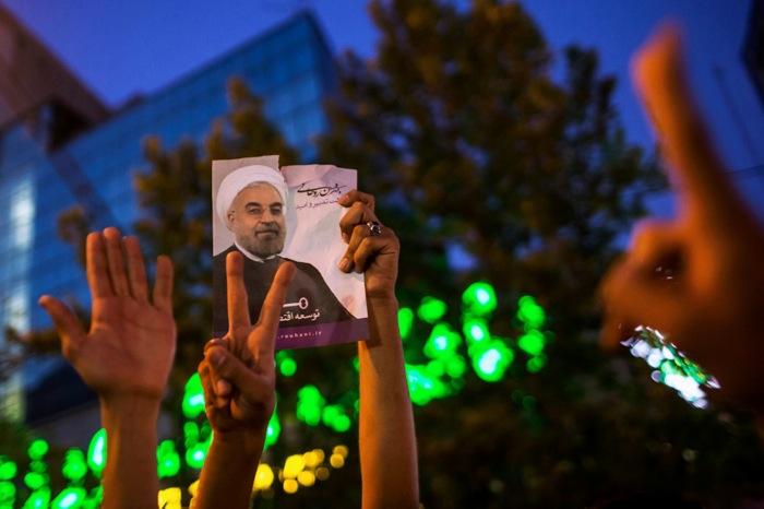 Αλλαγή σκυτάλης στο Ιράν